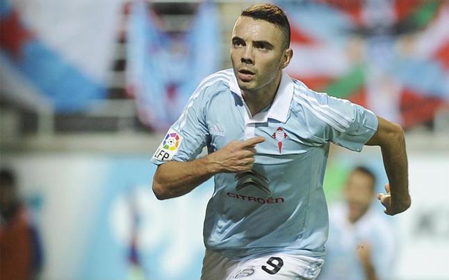 Iago Aspas firma con el PSG