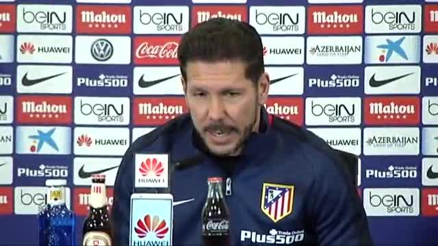Simeone: Para nosotros fue una victoria muy importante