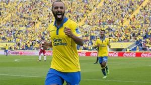 El Zhar deja Las Palmas y ficha por el Leganés
