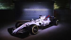 El nuevo Williams FW40