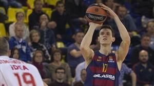 El Barça aspira a que Kurucs se integre definitivamente en el primer equipo