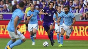 Kaká marcó en su regreso a la MLS