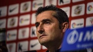 El futuro de Valverde es una incógnita