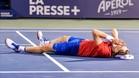 Denis Shapovalov logró la victoria más importante de su precoz carrera