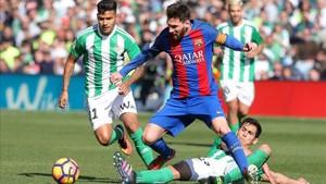 El Barcelona debuta en la Liga de nuevo contra el Betis