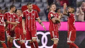 Levandowski marcó de penalti señalado por el videoarbitraje