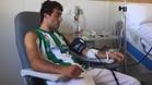 Rafael Serna se recupera en el hospital