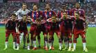 Solo un once repetido en tres a�os en el Bayern