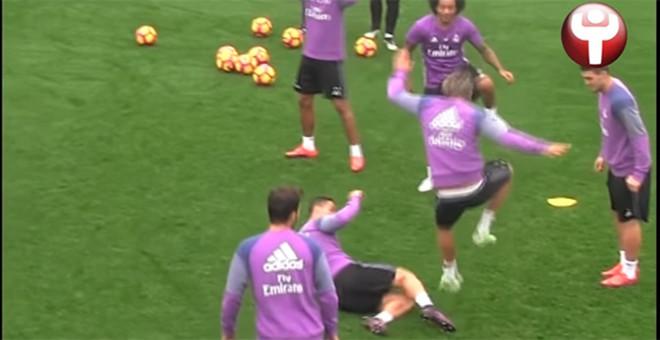 Coentrao ha sufrido la ira de Cristiano Ronaldo
