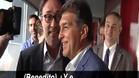 Cuatro de los cinco candidatos a la presidencia del Barça tienen su primer debate electoral
