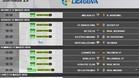 Este es el cuadro de los horarios de los partidos de la 29� jornada de la Liga BBVA