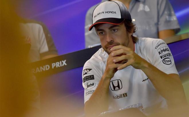 Fernando Alonso deber� sobreponerse a su sanci�n en el GP B�lgica