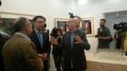 Bartomeu presentó la exposición 'Minut 111'