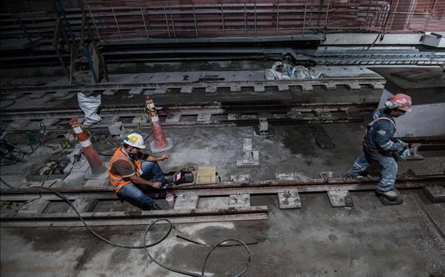 Otro esc�ndalo: ahora no saben si el Metro de R�o estar� terminado