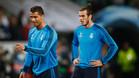 Cristiano Ronaldo y Bale dividen al Real Madrid