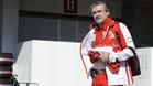 Pat Fry, durante su etapa en la escuder�a Ferrari