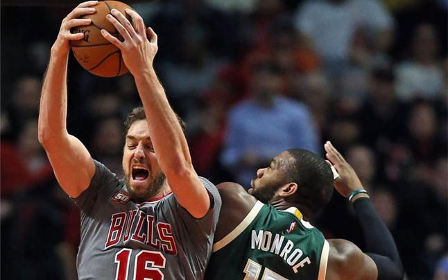 Butler y Gasol mantienen la marcha triunfal de los Bulls
