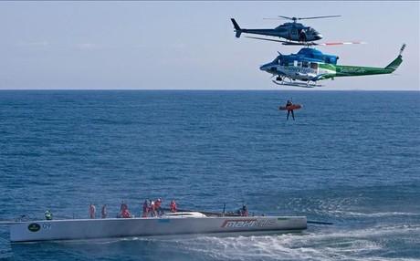 Cuatro brit�nicas, rescatas a 400 millas de Cabo Verde