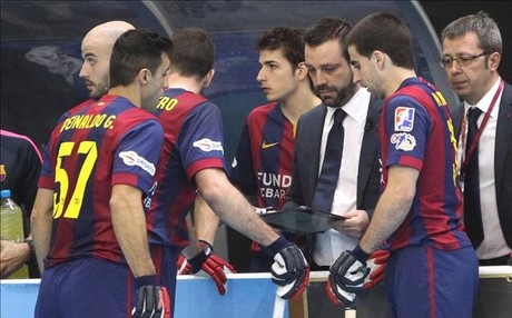 """Ricard Muñoz: """"Este título de Liga es el premio al trabajo realizado"""""""