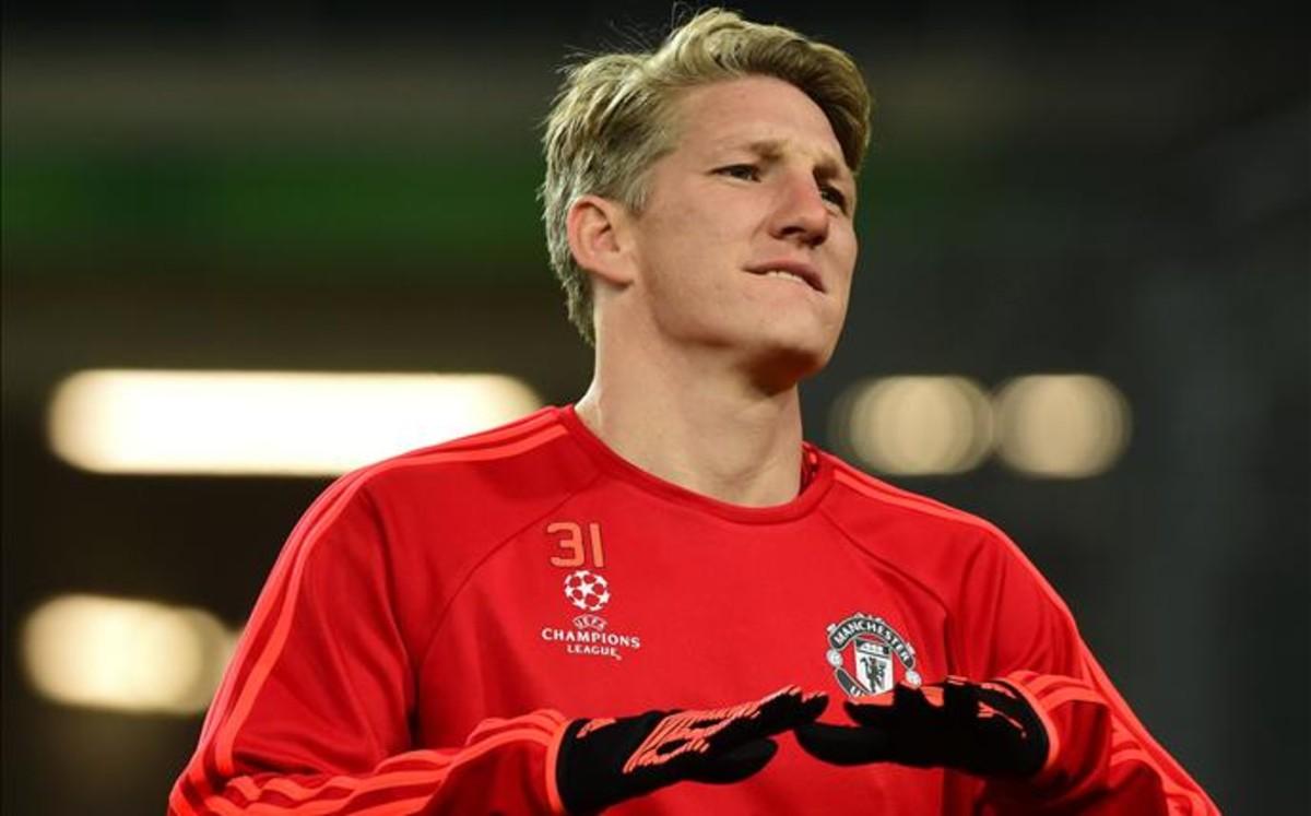 El Manchester United está dispuesto a pagar 11 millones de euros para echar a Schweinsteiger