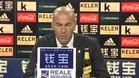 """Zidane: """"Ahora, a esperar qu� hacen los dem�s"""""""