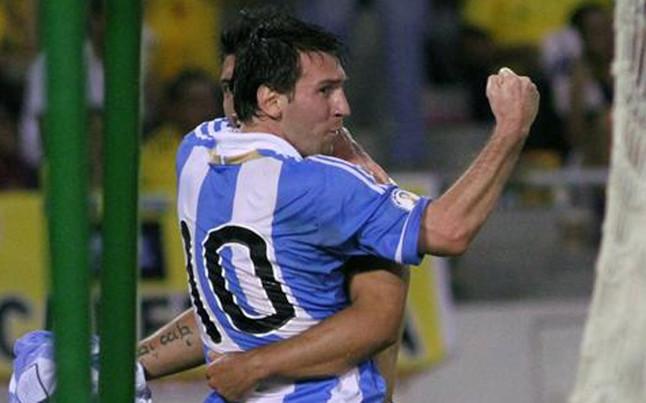 """Messi: """"Algo me diceque voy a ganar el Mundial de Brasi"""