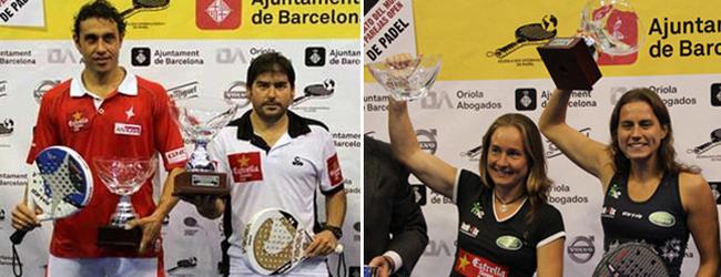 Éxito rotundo del Mundial de Pádel en Barcelona