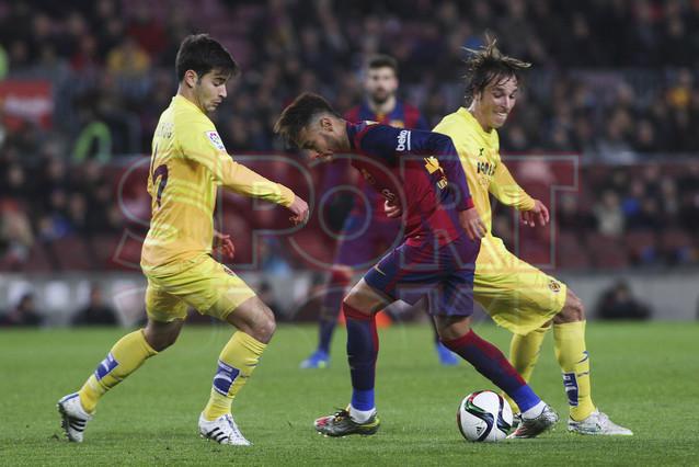 صور : مباراة برشلونة - فياريال 3-1 ( 11-02-2015 ) 1423690705434