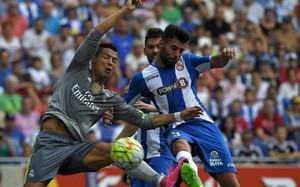 Duarte confía, como sus compañeros, en que el Espanyol puntuará en Granada