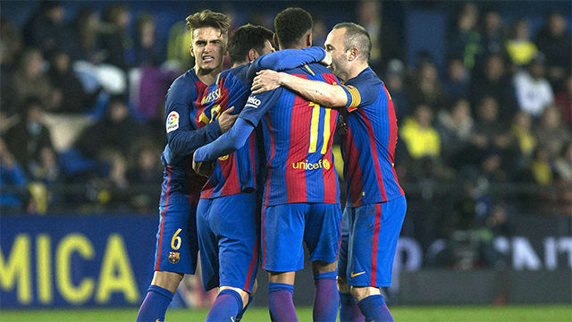 Video resumen del Villarreal - FC Barcelona (1-1) - LaLiga Santander
