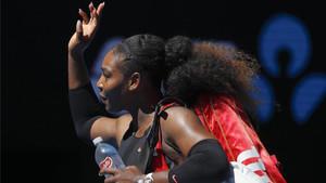 Serena continúa su camino hacia el título