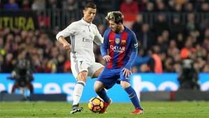 Messi y Cristiano Ronaldo se verán el 23 de abril