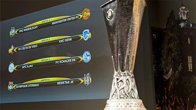 El Celta se enfrentará al Genk en cuartos de la Europa League