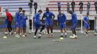 El Eldense ha despedido a varios de sus futbolistas y ya prepara el duelo ante el Sabadell