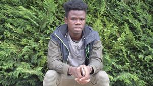 Patrice Sousia, uno de los afectados por la normativa de la FIFA, ya está jugando de nuevo