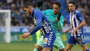 Theo Hernández está haciendo una gran temporada