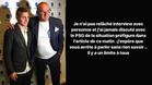 El mensaje de Verratti en su Instagram Stories