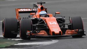 Honda quiere seguir estando asociado a McLaren y Alonso
