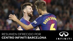 Vea los goles del FC Barcelona - Eibar (ES)