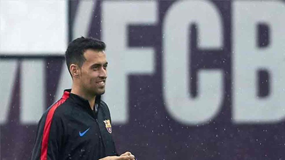 El Barça se prepara para su primer partido en el Wanda Metropolitano