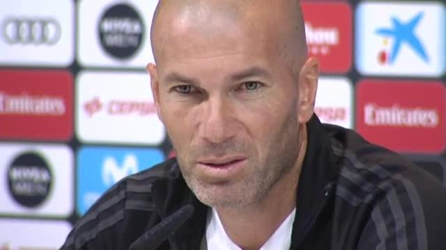 El mensaje de Zidane a su yo del pasado