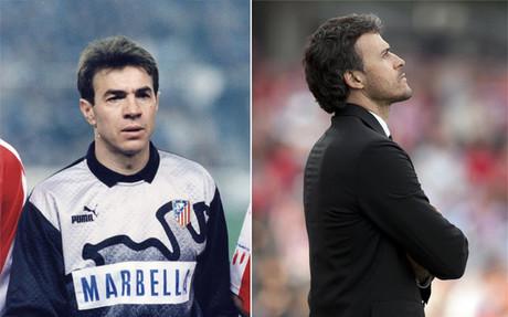 Abel Resino y Luis Enrique chocan de nuevo