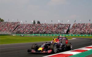 F1 GP México