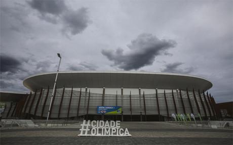 Brasil dice que las infraestructuras deportivas estarán acabadas