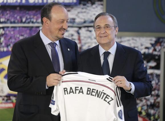 La gran traici�n de Florentino a Rafa Ben�tez
