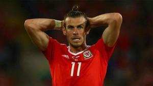 A Gareth Bale le persiguen las lesiones