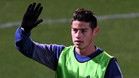 James Rodríguez quiere dejar el Real Madrid pero el club pide una cantidad excesiva