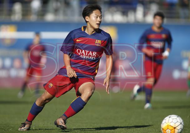 Seung Woo Lee, tendencia en su tierra
