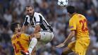 La Juventus de Chiellini se estren� con un empate sin goles ante el Sevilla