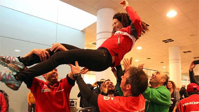 "Rosa Romero: ""Tener experiencia en el Dakar te da un plus crucial"""